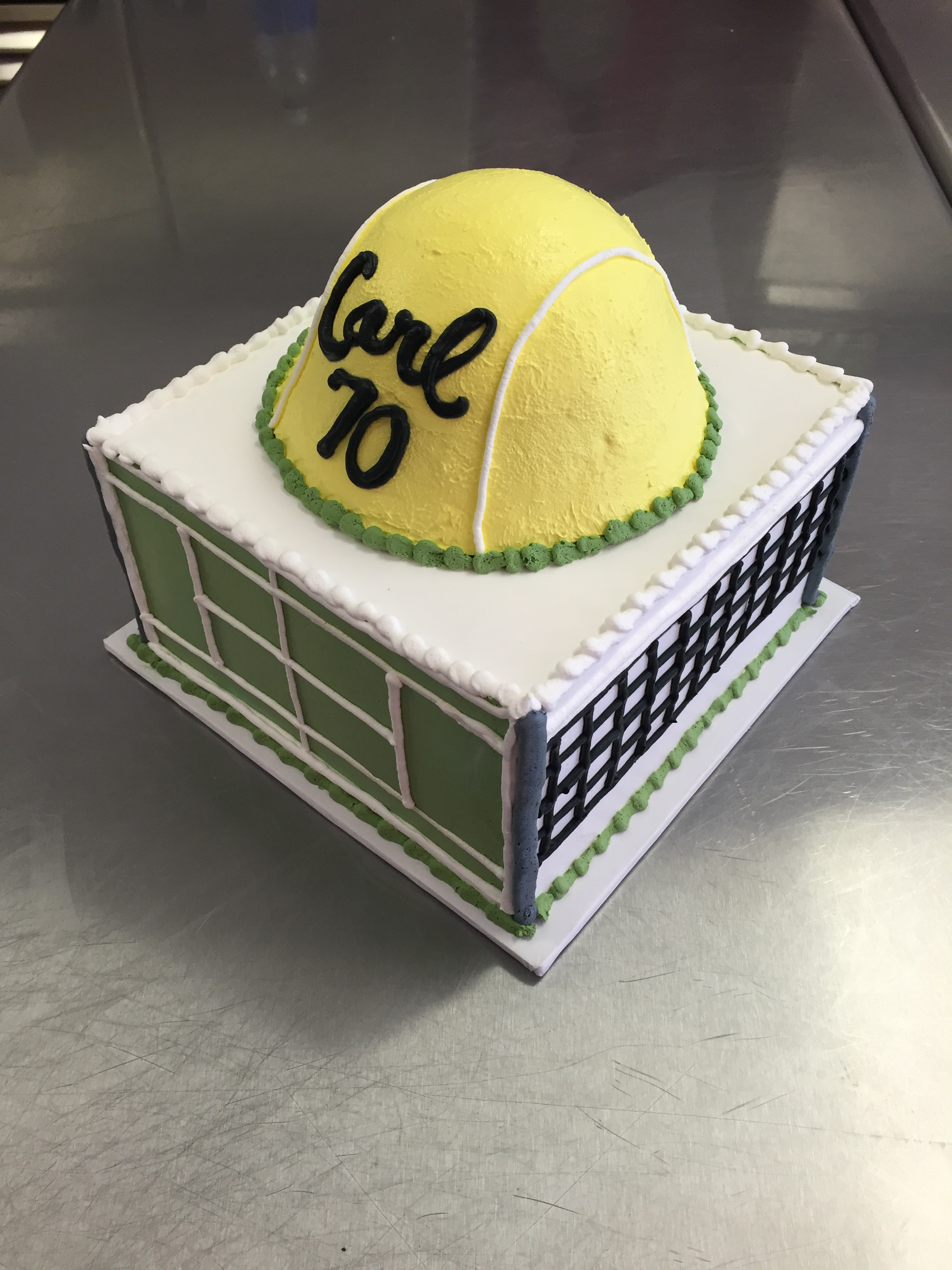 208 - Tennis Anyone?